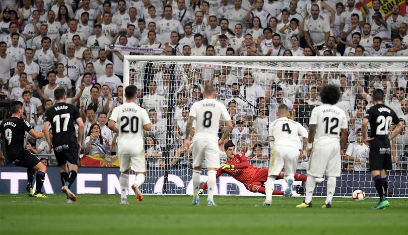 Gol de Carrillo