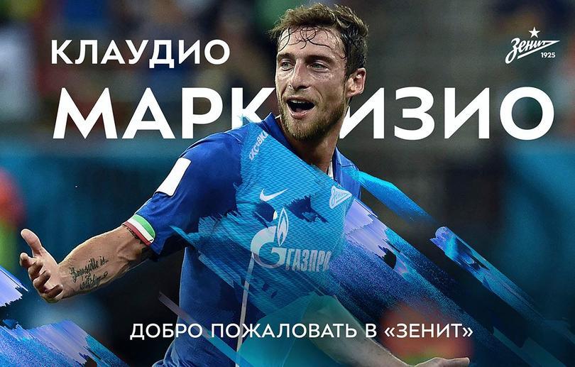 Marchisio llega libre al equipo ruso.