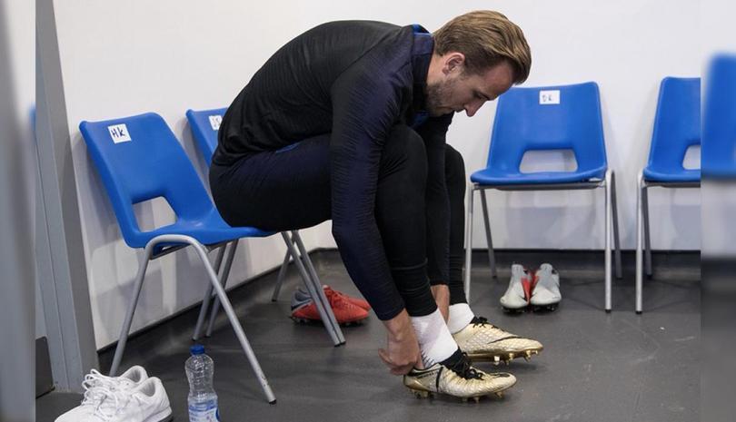 Kane fue el goleador del Mundial de Rusia 2018.