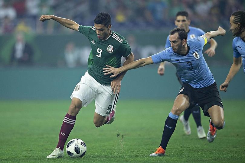 México vs Uruguay