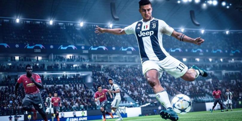 Paulo Dybala en FIFA 19