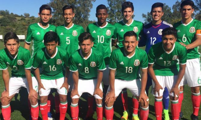 Selección Mexicana infantil