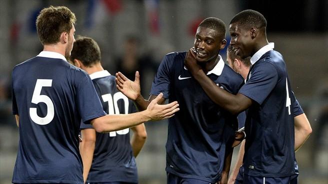 Selección francesa U-21