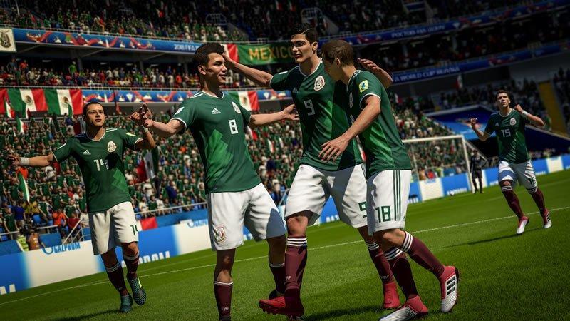 México en FIFA 18 World Cup