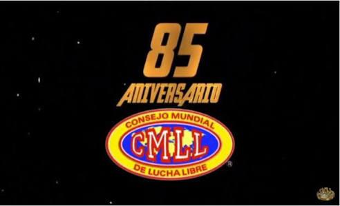 El logo del 85 aniversario