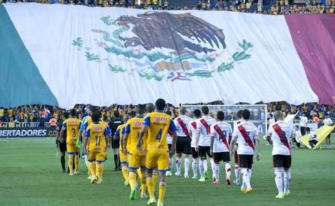 Tigres y Rivera en la final de Libertadores