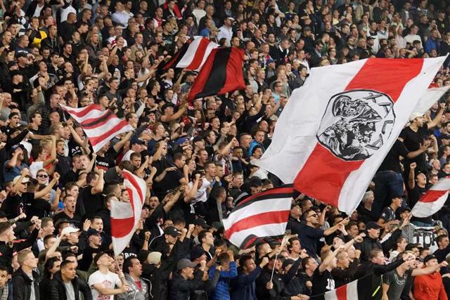 Afición del Ajax