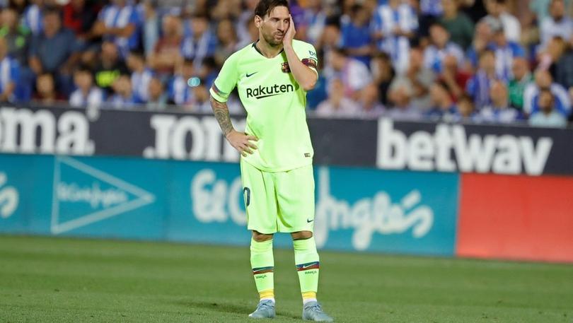 Lió pierde la racha de 48 partidos sin perder con el Barça- EFE