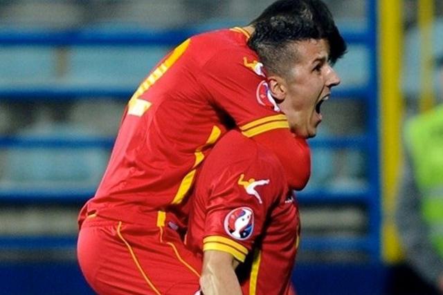 Jugadores de Montenegro