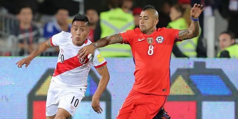 Perú vs Chile