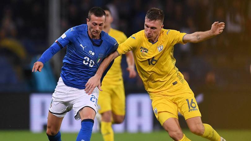 Italia vs Ucrania
