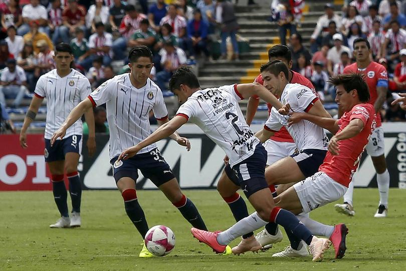 Lobos vs Chivas