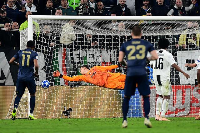 Gol de Juan Mata ante la Juventus