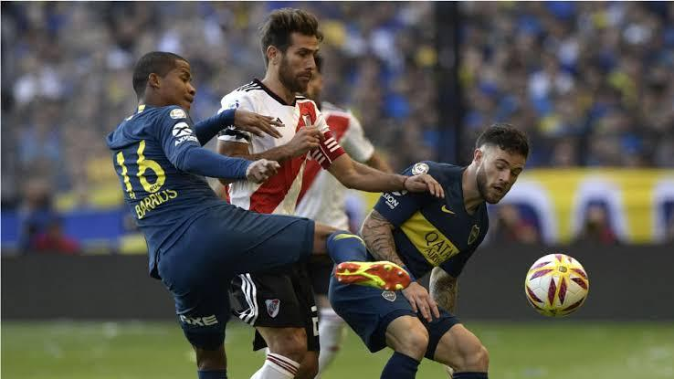 El último Boca vs River