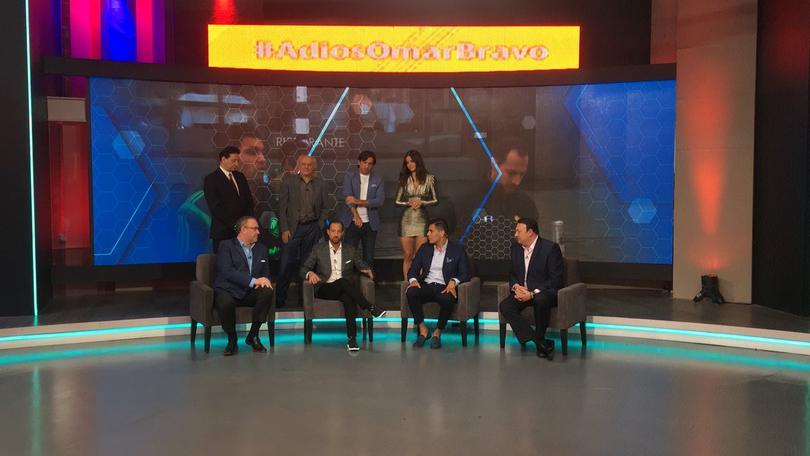 Redacción de Televisa Deportes