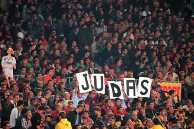 Judas del futbol