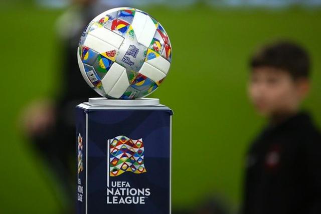 Balón de la UEFA Nations League