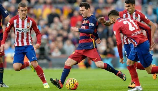 Atlético vs Barça
