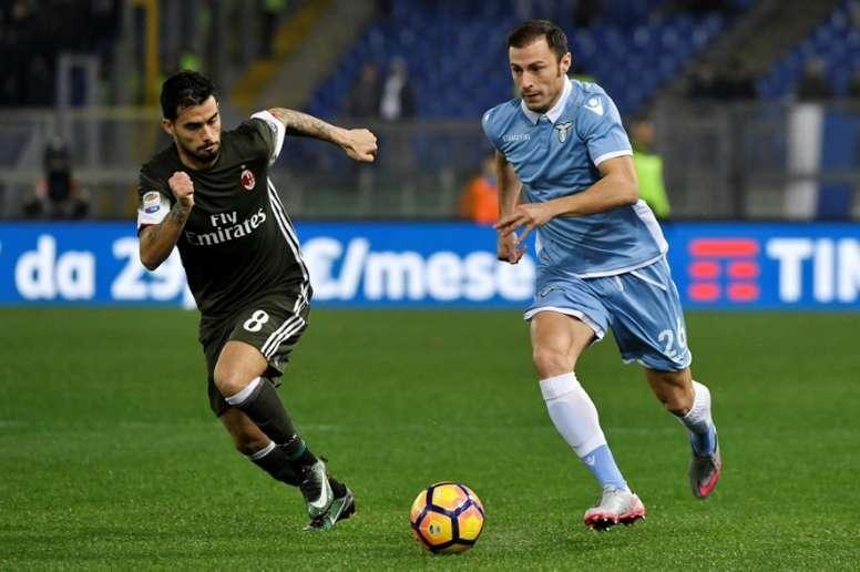 Lazio vs Milán