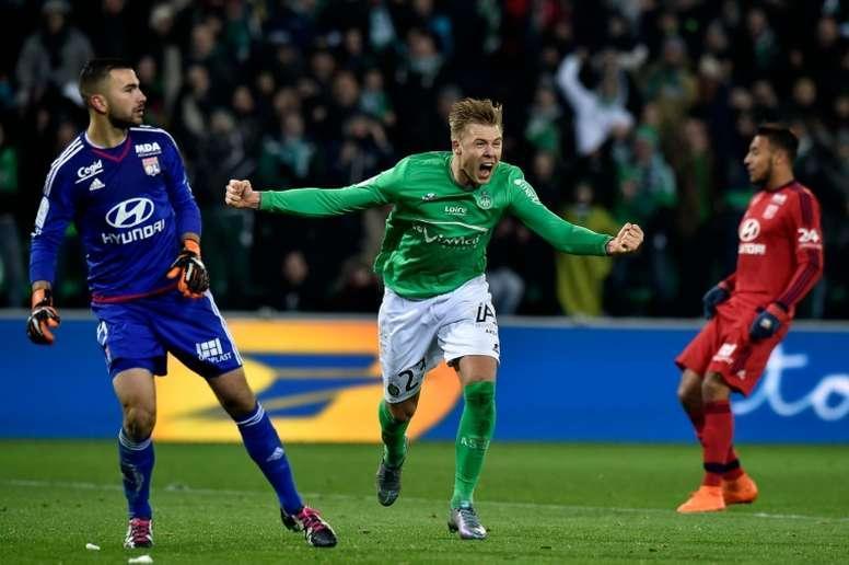 Lyon vs Saint-Étienne