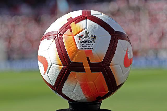Balón de la final de la Copa Libertadores