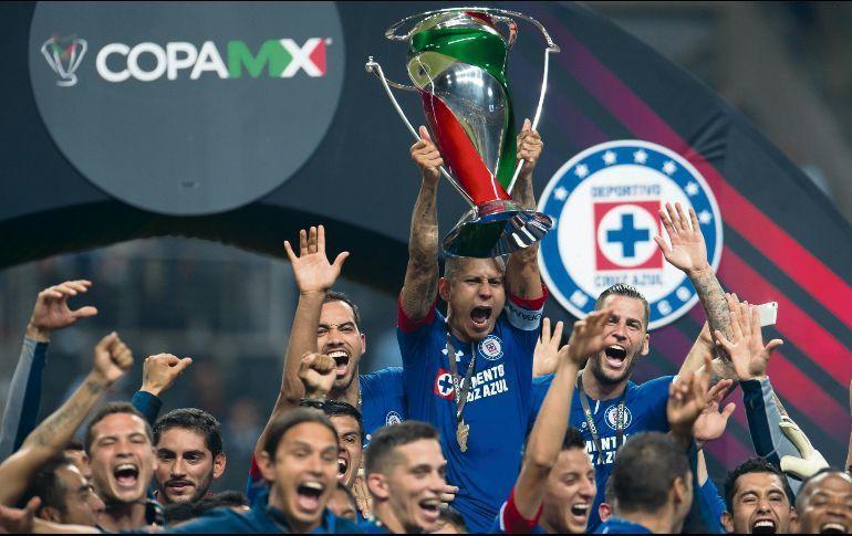 Cruz Azul campeón de Copa MX