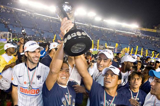 Monterrey campeón de la Liga MX en el Apertura 2009