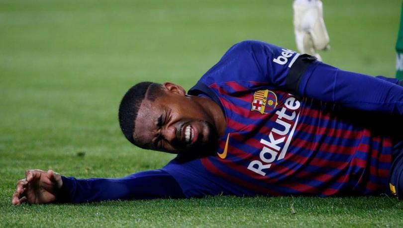No pudo celebrar su primera noche goleadora en el Camp Nou