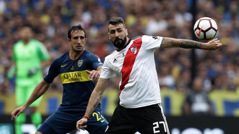 Boca Jrs. vs River Plate