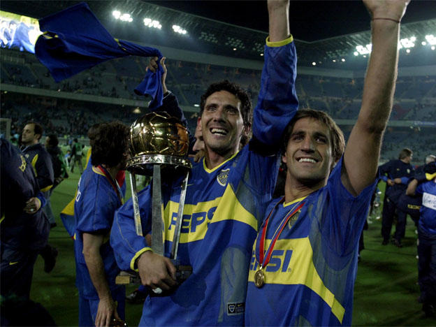 Boca Juniors campeón copa Intercontinental