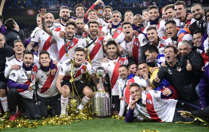 River Plate campeón Copa Libertadores 2018