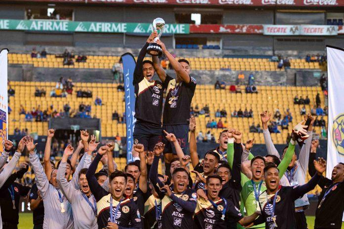 América Sub-17 Campeón