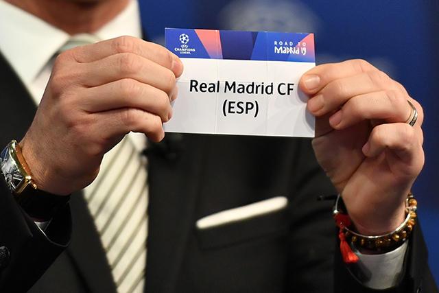 Real Madrid enfrentará al Ajax en los octavos