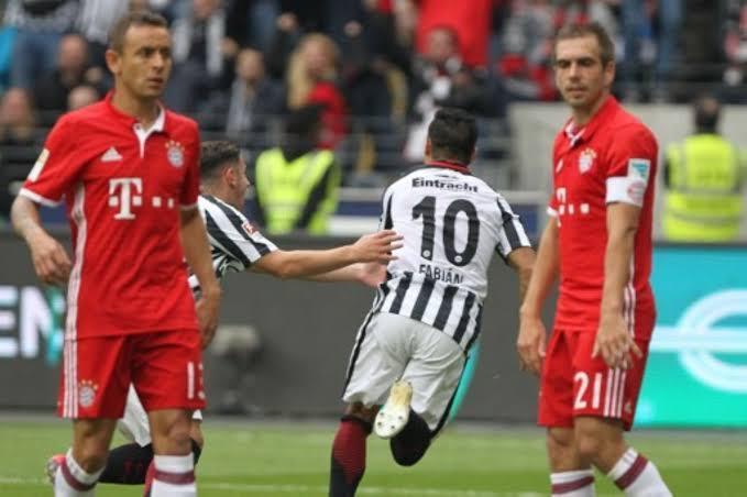 Frankfurt va Bayern