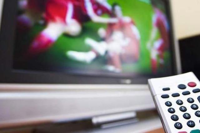 Futbol en la televisión