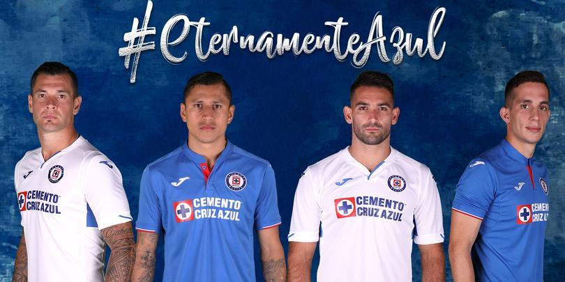 cf78bbcfb OFICIAL! Cruz Azul presentó su nuevo jersey