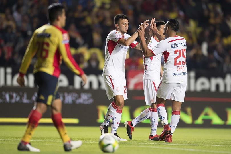 Toluca derrota a Morelia