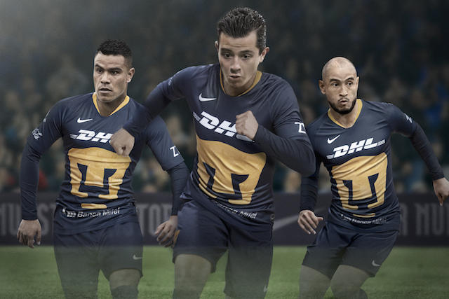 b7801d9f59ad0 Nike y Pumas lanzan su tercer uniforme