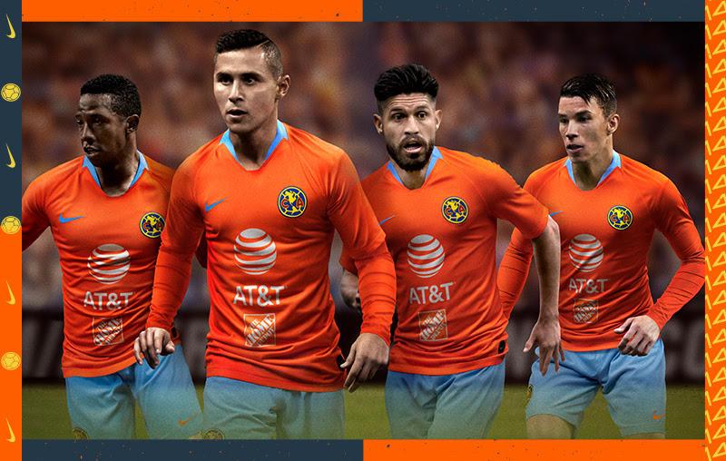 América third kit