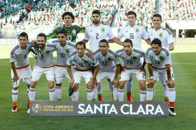 México en la Copa América Centenario