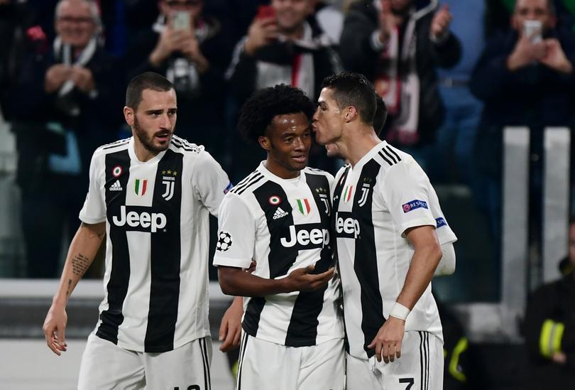 Bonucci será una baja sensible para la Juventus en los octavos de la Champions