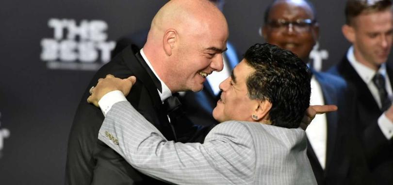 Diego y Gianni