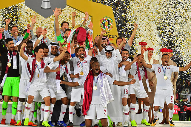 Catar campeón de la Copa Asiática 2019