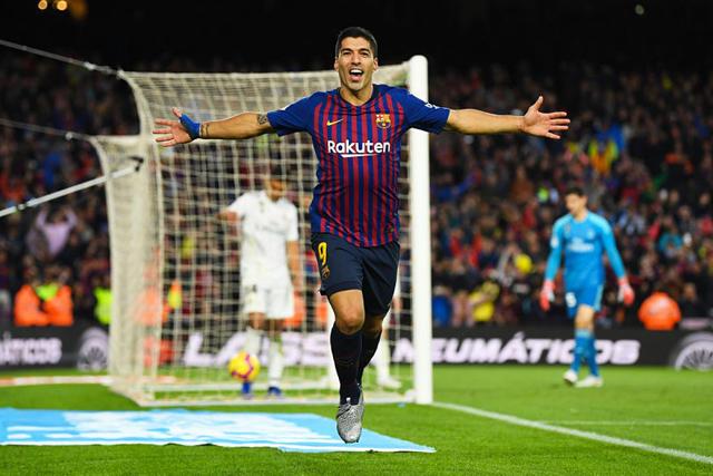 Barcelona ganó 5-1 el Clásico en la primera vuelta de la Liga