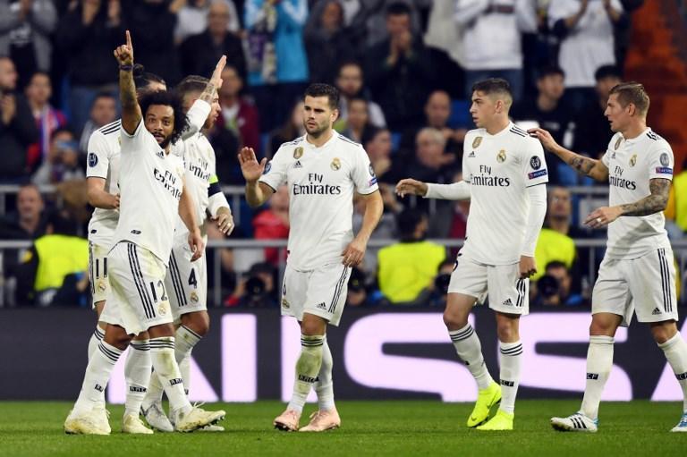 Real Madrid vs Levanté