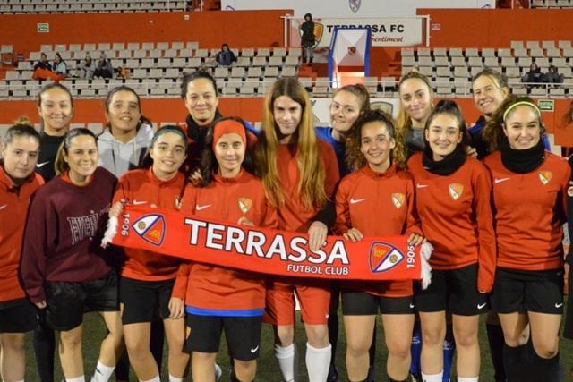 Terrasa Futbol Club femenino