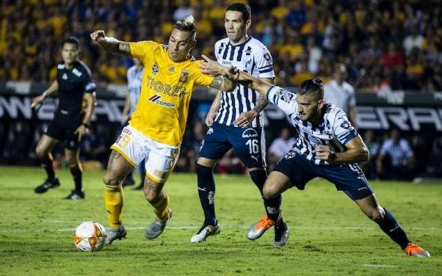 Monterrey y Tigres