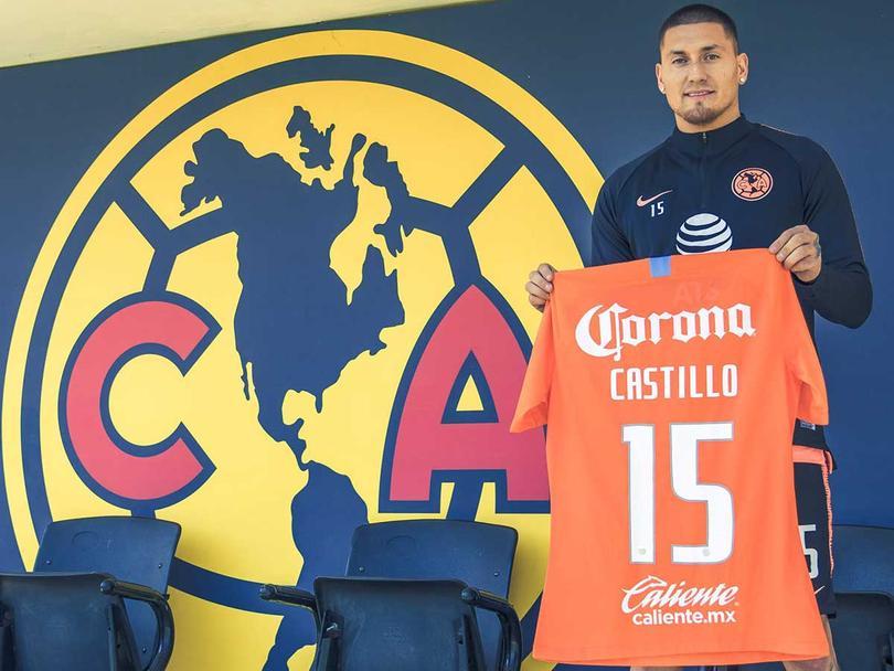 Nico Castillo con América