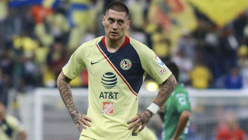 Debut de Nico Castillo con el América
