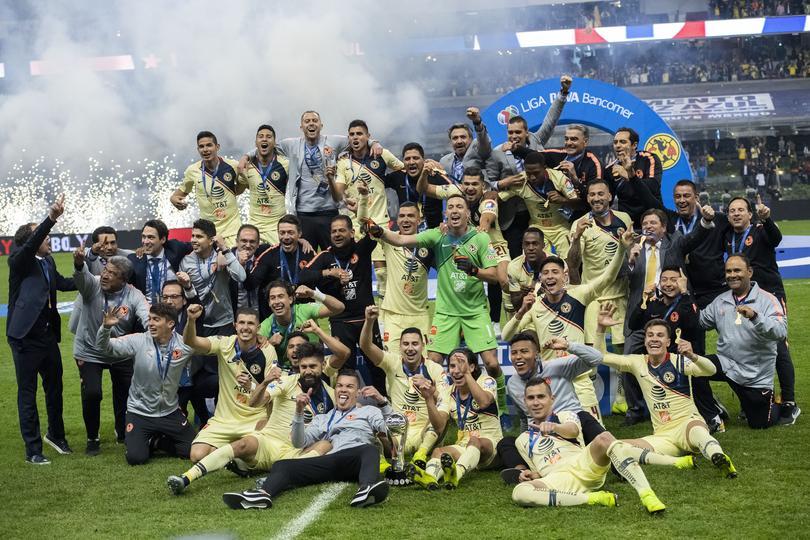 América campeón Clausura 2018